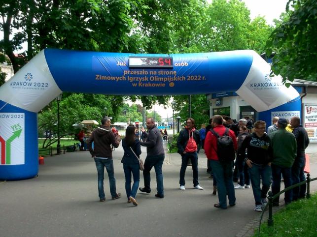 Parc Planty - Cracovie 2022