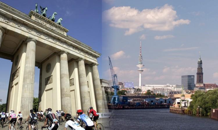 Berlin - Hambourg - JO 2024