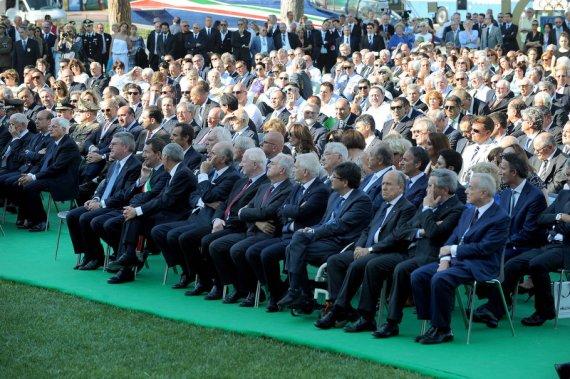 CONI - cérémonie officielle