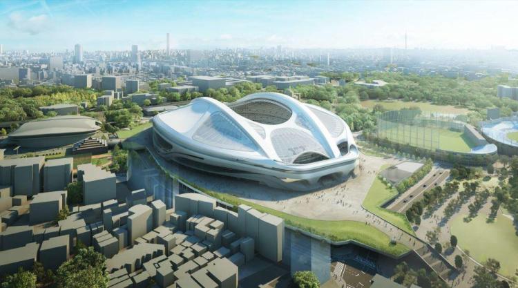 Nouveau Stade National de Tokyo