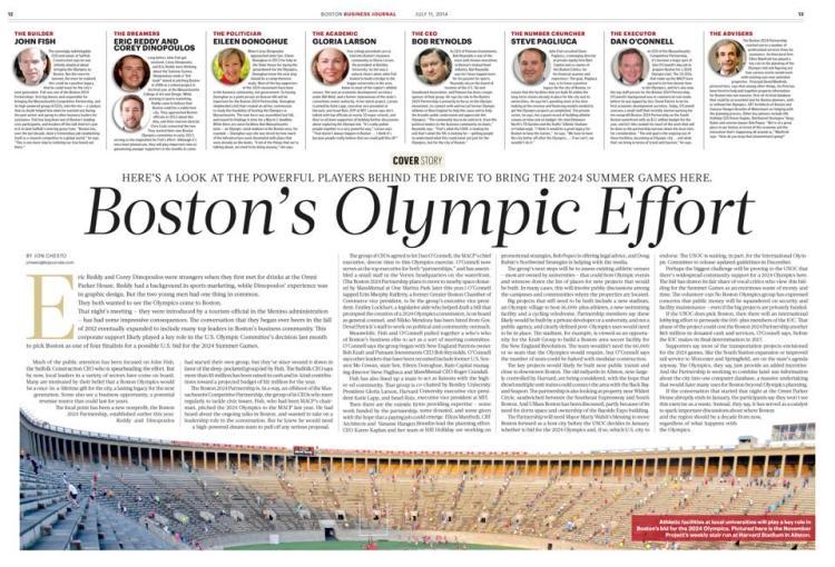 Boston Business Journal - Boston 2024 - article