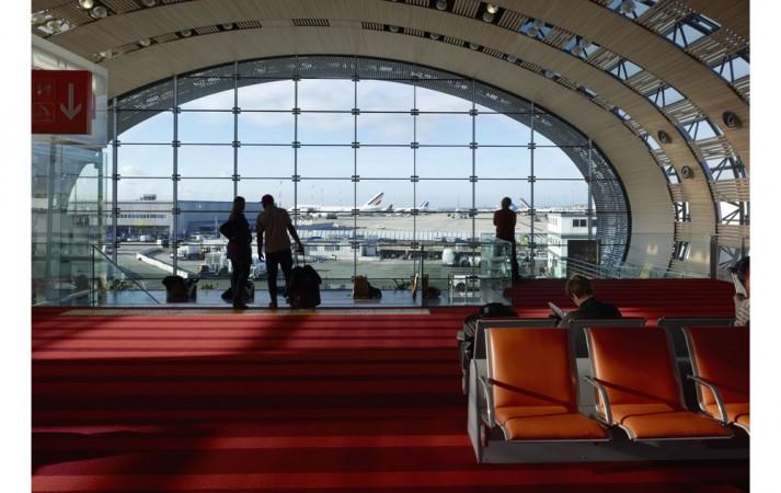Paris 2024 - aéroport Roissy Charles de Gaulle