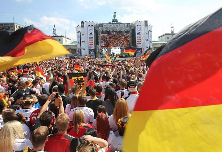 Porte de Brandebourg - Berlin 2014