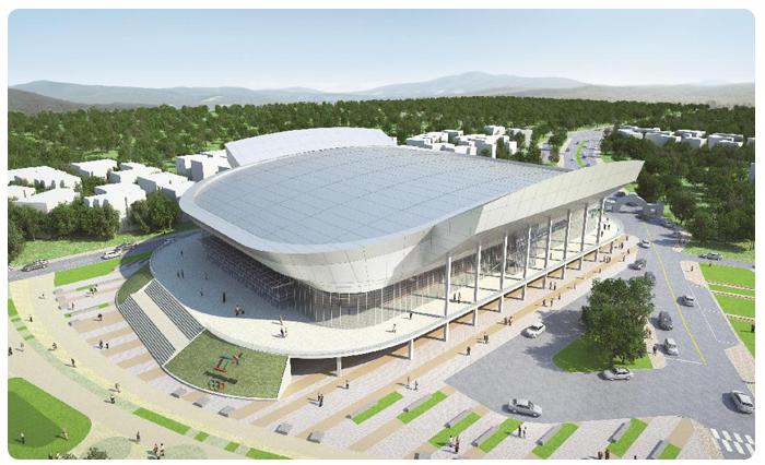 PyeongChang 2018 - patinoire 2 dames hockey sur glace