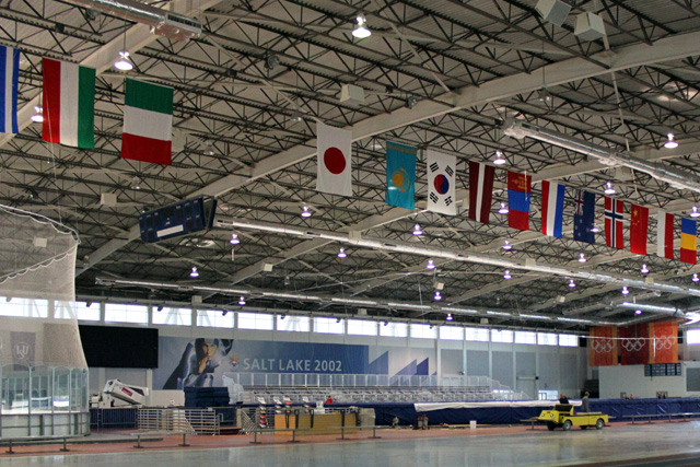 Salt Lake City - Utah Olympic Oval