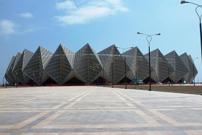 Bakou 2015 - Baku Crystal Hall