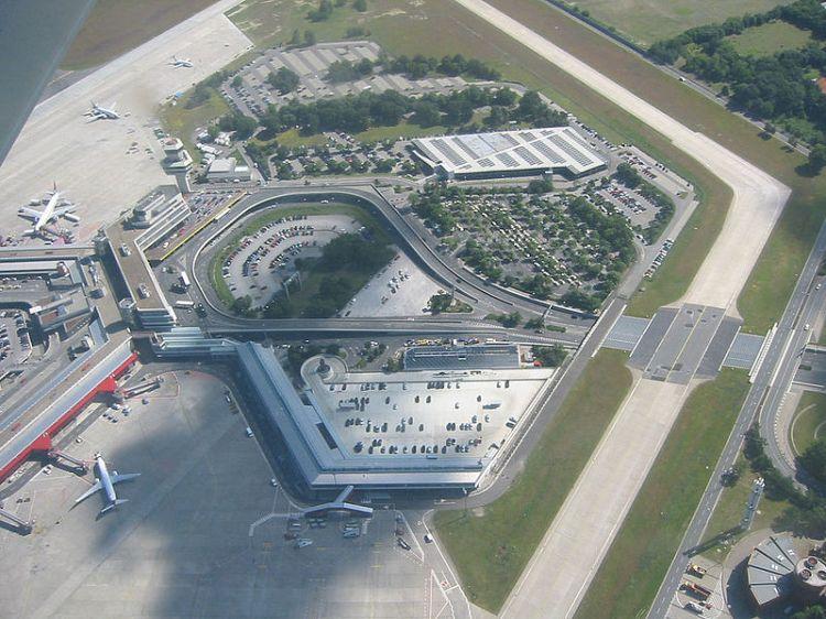 Berlin 2024 - aéroport Tegel