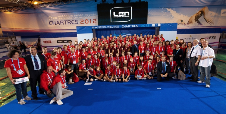 Chartres 2012 - FFN