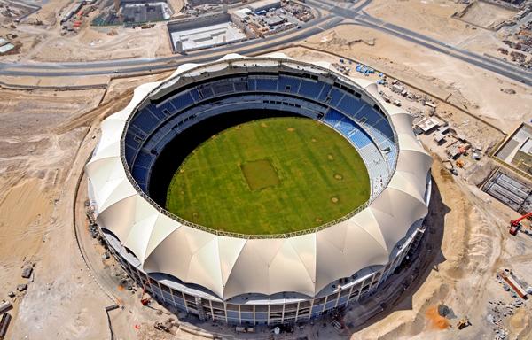 Dubaï Sports City - cricket