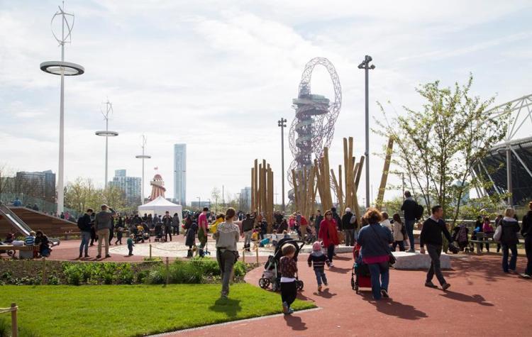 London 2012 - Parc Olympique