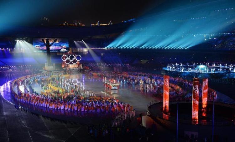 Nanjing 2014 - Cérémonie d'ouverture