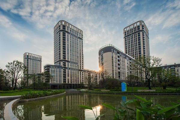 Nanjing 2014 - Village des Athlètes