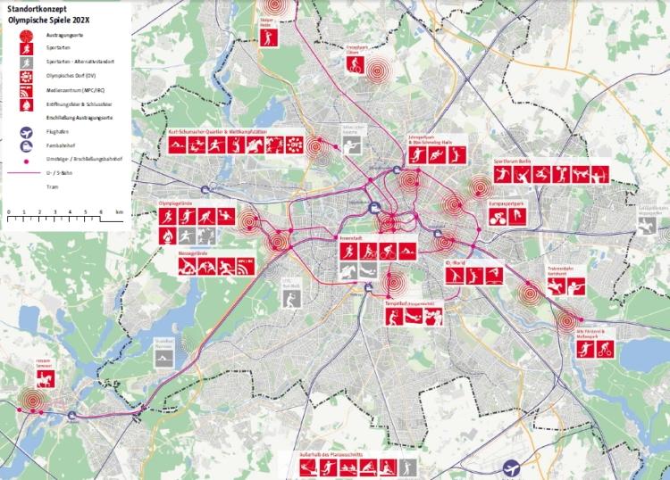 Berlin 2024 - Plan
