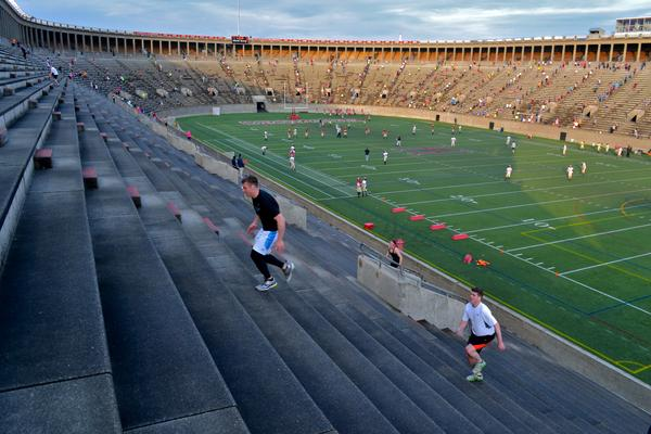 Boston 2024 - Harvard Stadium Allston
