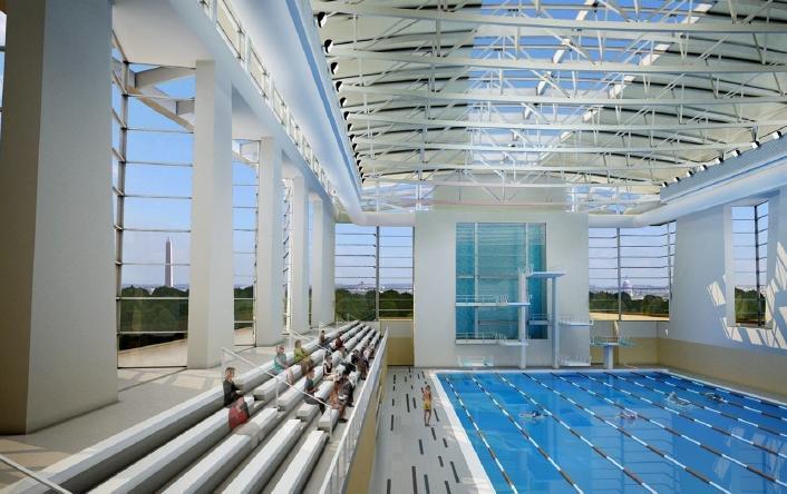 DC 2024 - Long Bridge Park Arlington - Aquatic Center