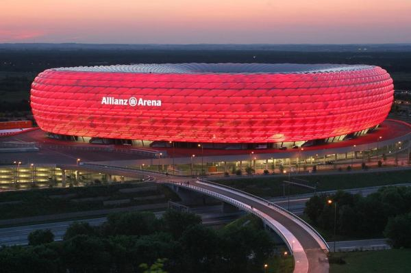 Euro 2020 - Allianz Arena de Munich