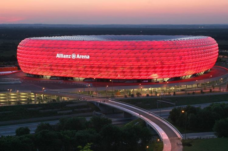 Euro 2020 - Allianz Arena de Munich