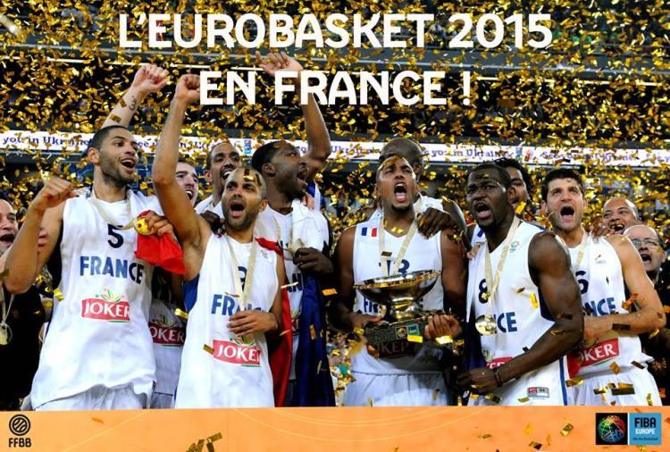 EuroBasket 2015 - France