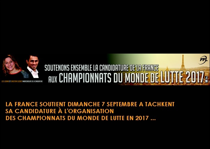 France lutte 2017
