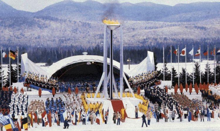 Lake Placid 1980 - Cérémonie d'ouverture