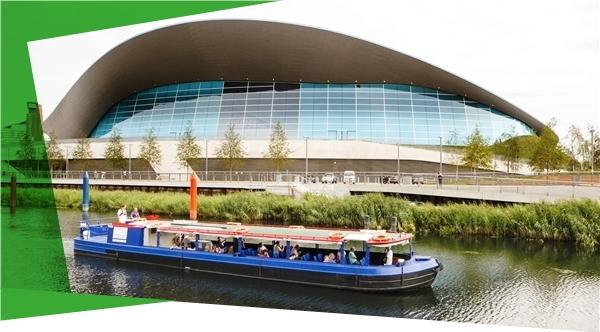 Londres 2012 - bateau