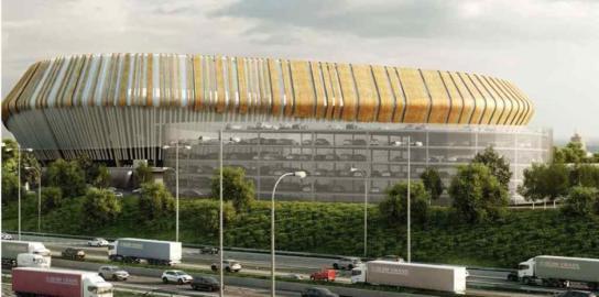 Nouveau Stade de Bruxelles - 2