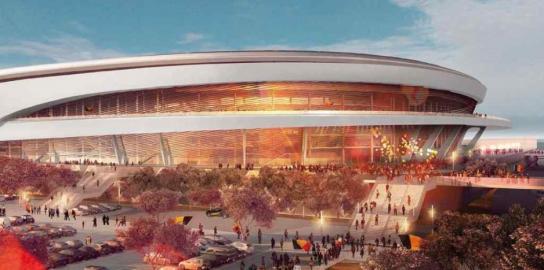 Nouveau Stade de Bruxelles - 3