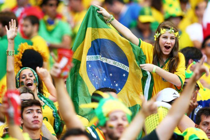 Rio 2016 - spectateurs