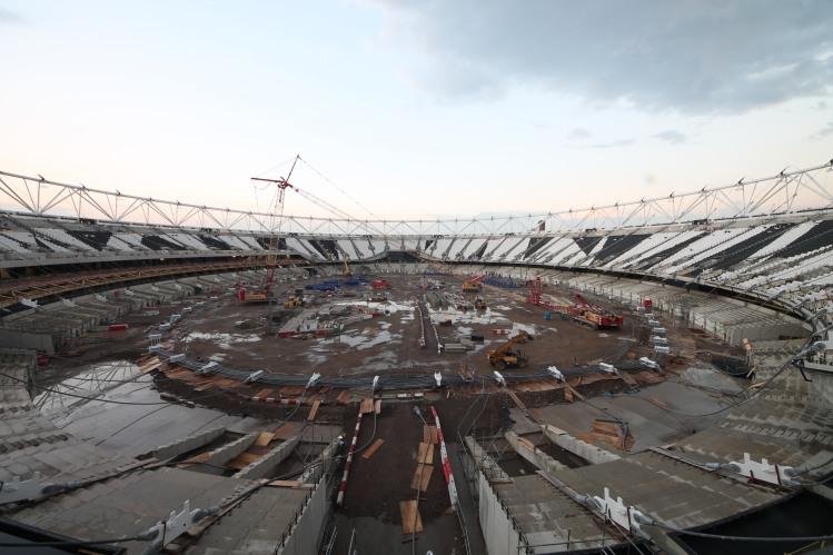 Stade Olympique de Londres - 19 septembre 2014