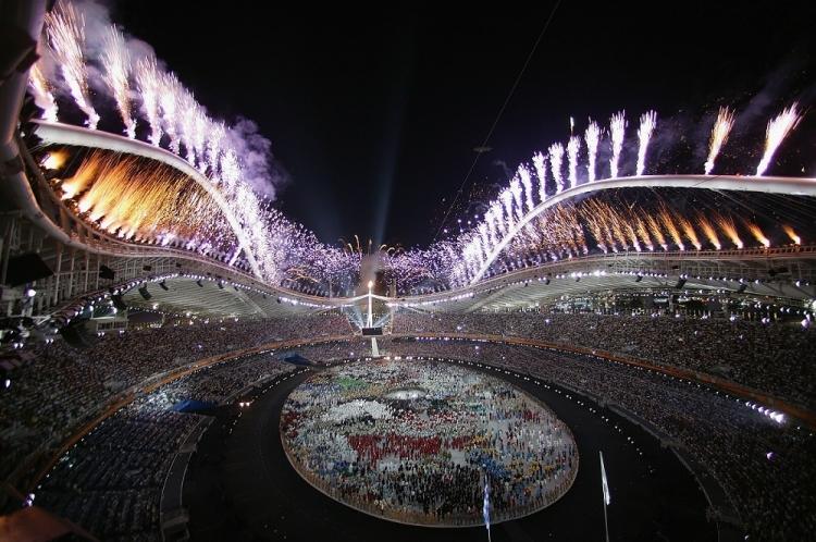 Athènes 2004 - Cérémonie