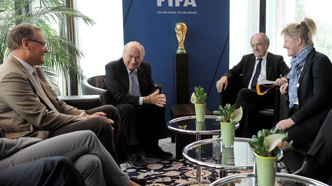 FIFA - Sepp Blatter