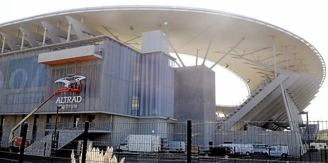 Montpellier - Altrad Stadium