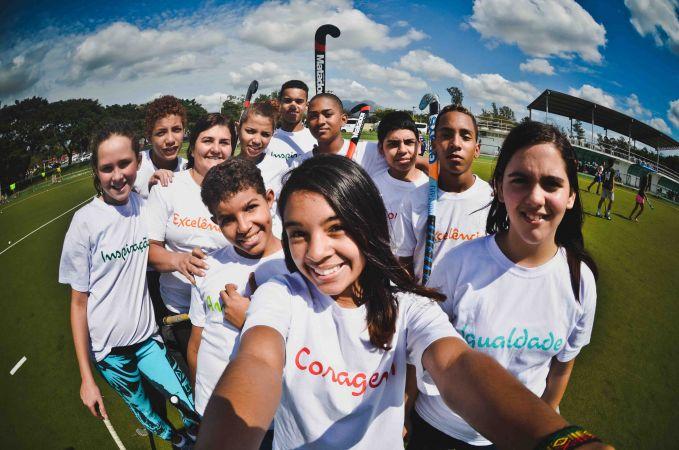 Rio 2016 - écoles sport