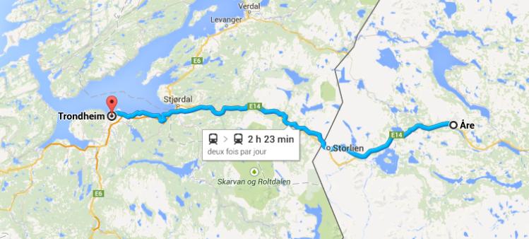 Trondheim - Are 2026