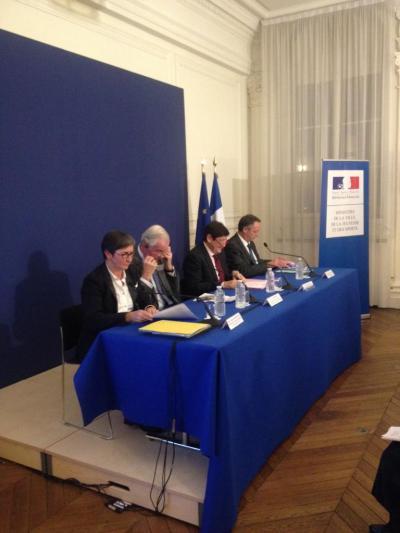 AMA - Paris - conférence de presse