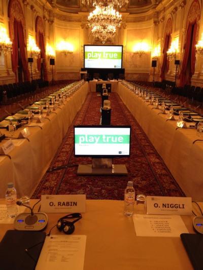 AMA - Paris - salle de réception