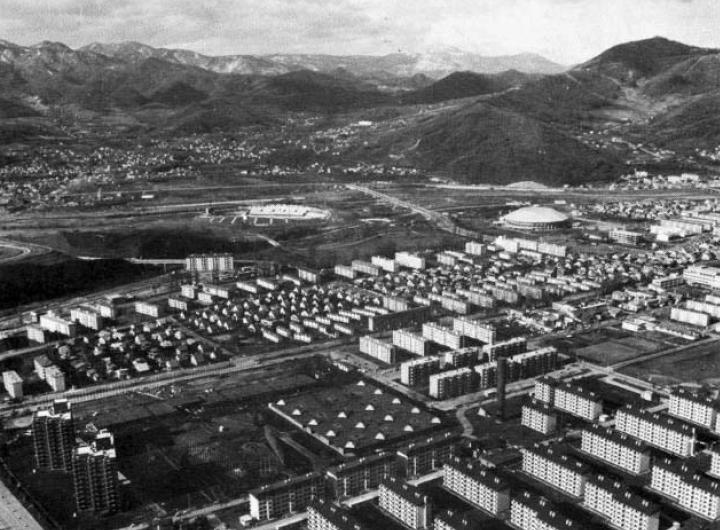 Sapporo 1972 - Parc Makomanai