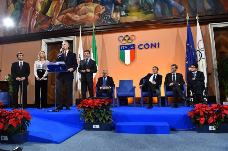 CONI - Rome 2024