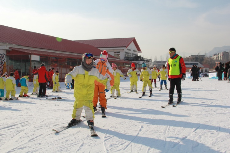 Sports d'hiver - Chine