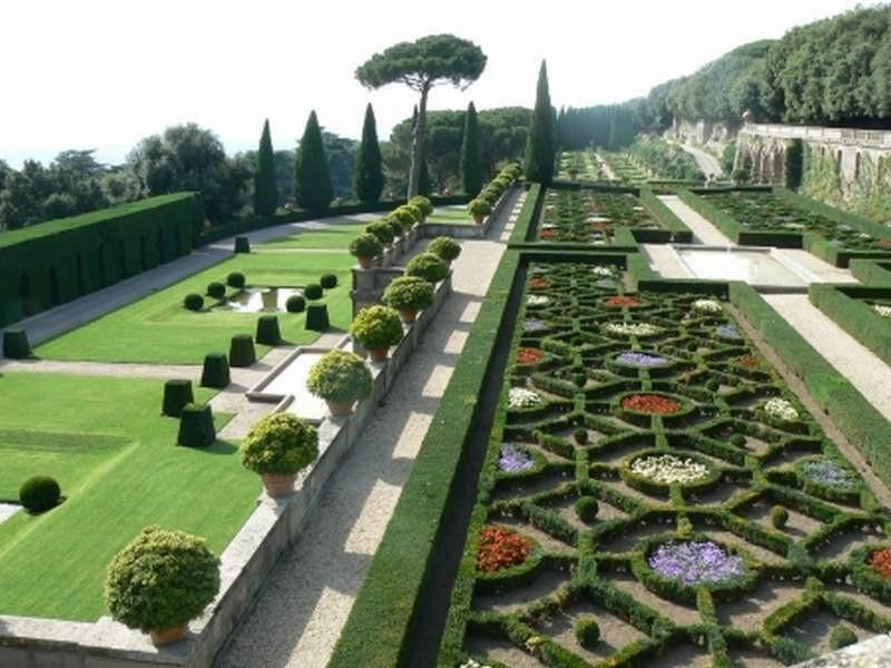 Jo 2024 le vatican associ au projet olympique de rome for Le jardin 489 rome