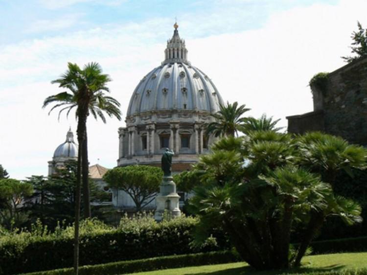Vatican - jardins