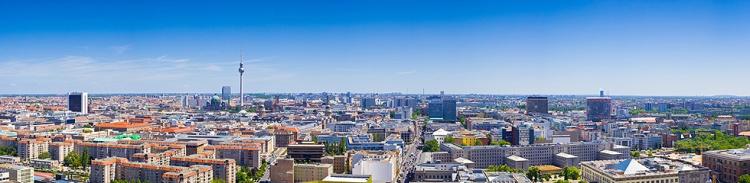 Berlin - vue d'ensemble