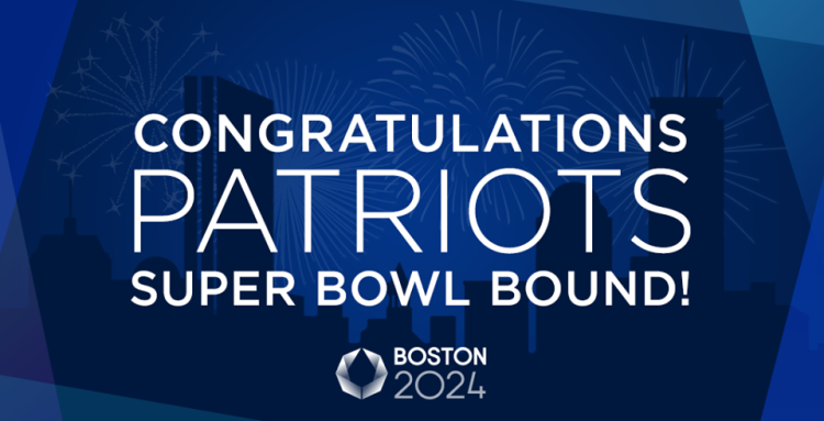 Boston 2024 - Super Bowl