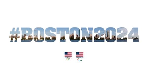 Boston2024 - hashtag