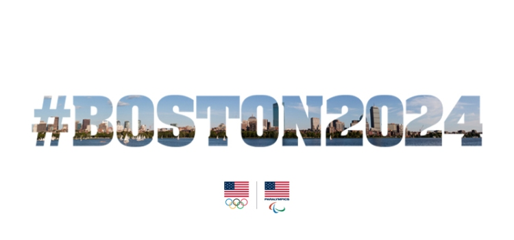 Boston2024 - hashtag