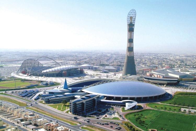 Qatar - Aspire Zone de Doha
