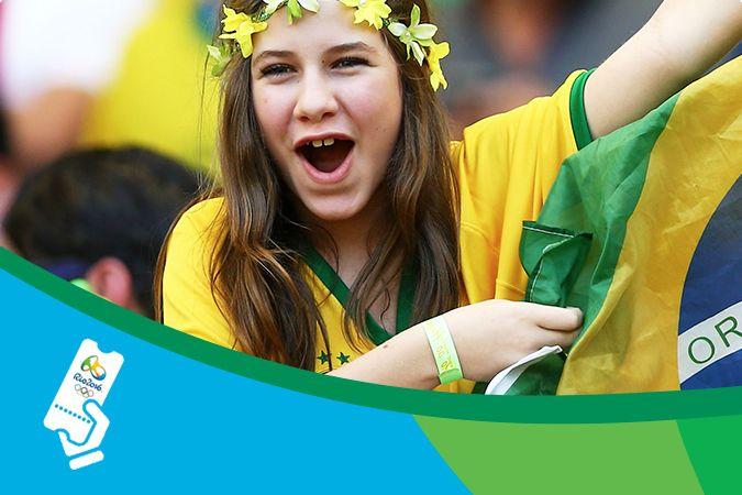 Rio 2016 - Billetterie