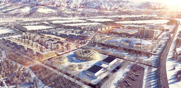Almaty 2022 - Cité Olympique