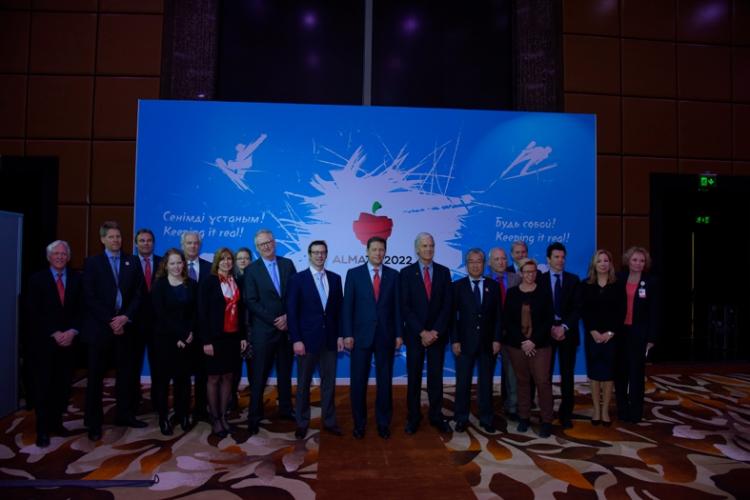 Almaty 2022 - Commission d'évaluation
