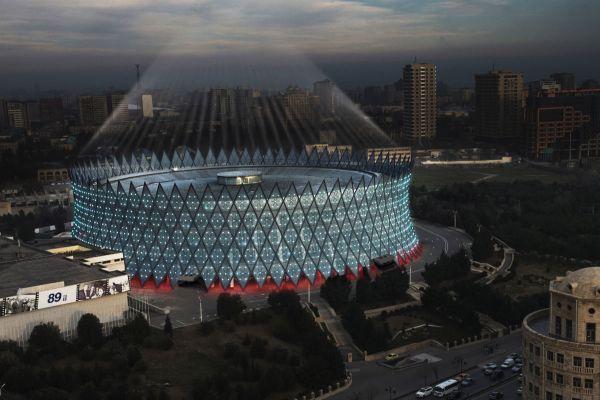 Bakou 2015 - Arena de judo